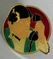 Disney Backstamp  Collector Pin Dick Tracy