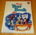 Disney Children Book Grolier's 1997