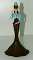 Figurine Espresso Coffee Lady Coffee Connoisseurs Collection