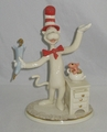 Lenox Dr. Seuss Figurine The Cat in the Hat with COA