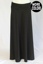 Beautiful Flowing Long Skirt, Sizes 6-20