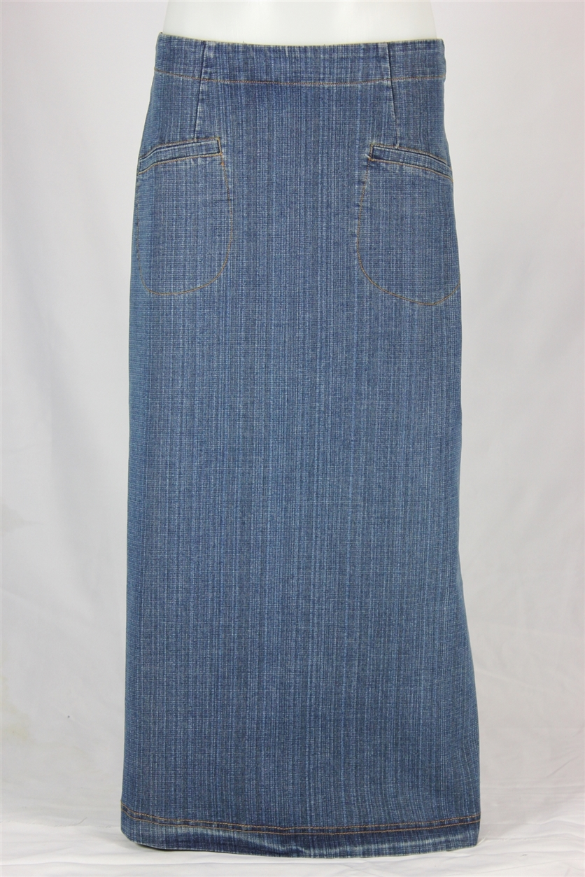 Jean Skirt From Jeans 92