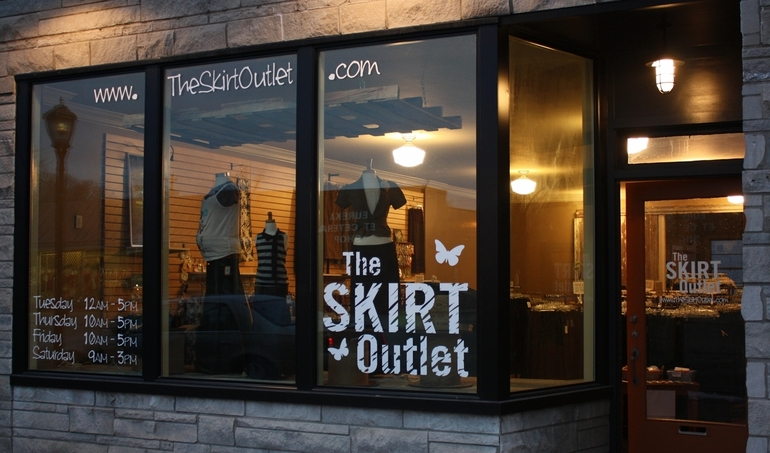 The Skirt Outlet