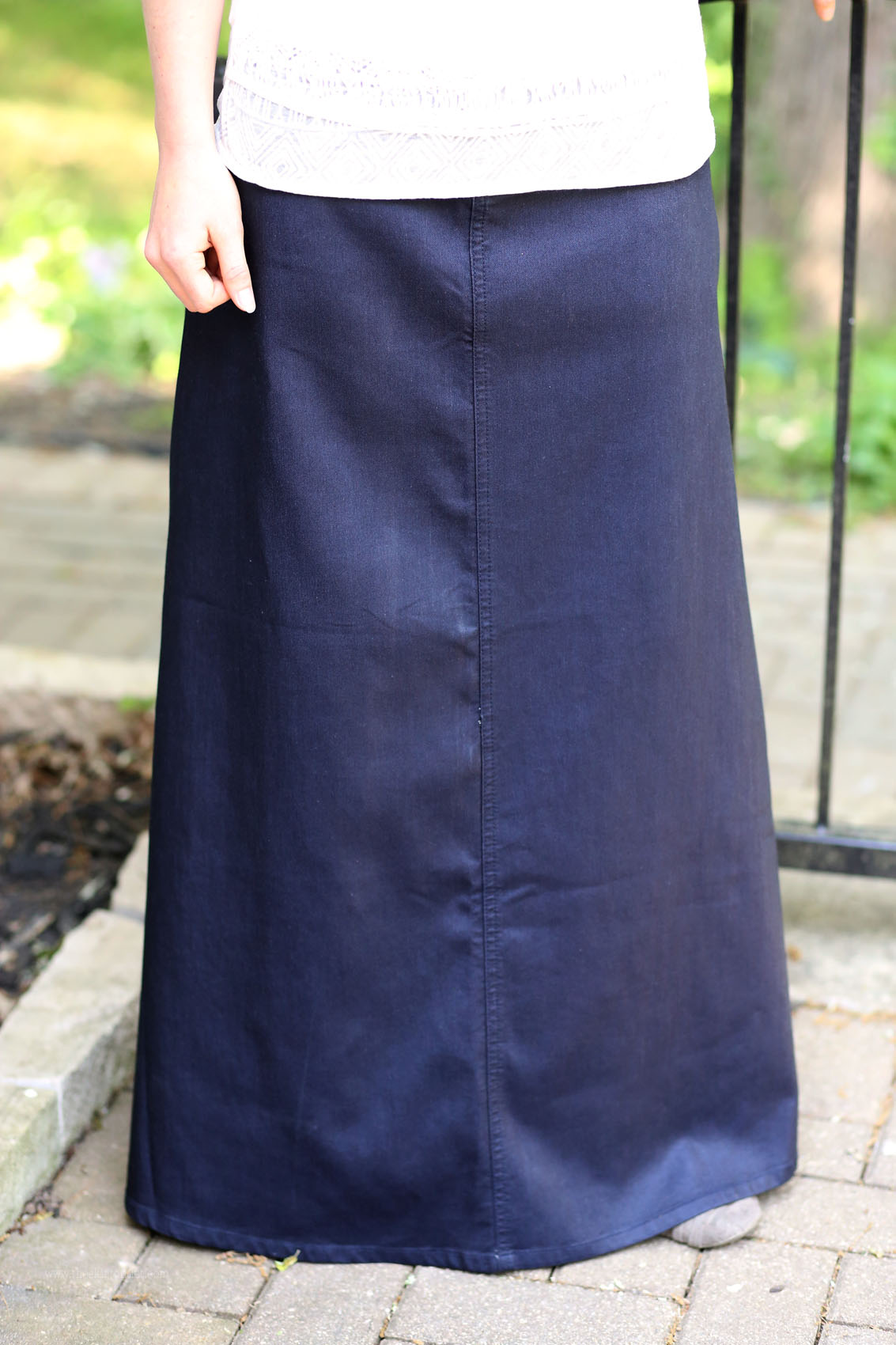Size 20 Denim Skirt | Jill Dress