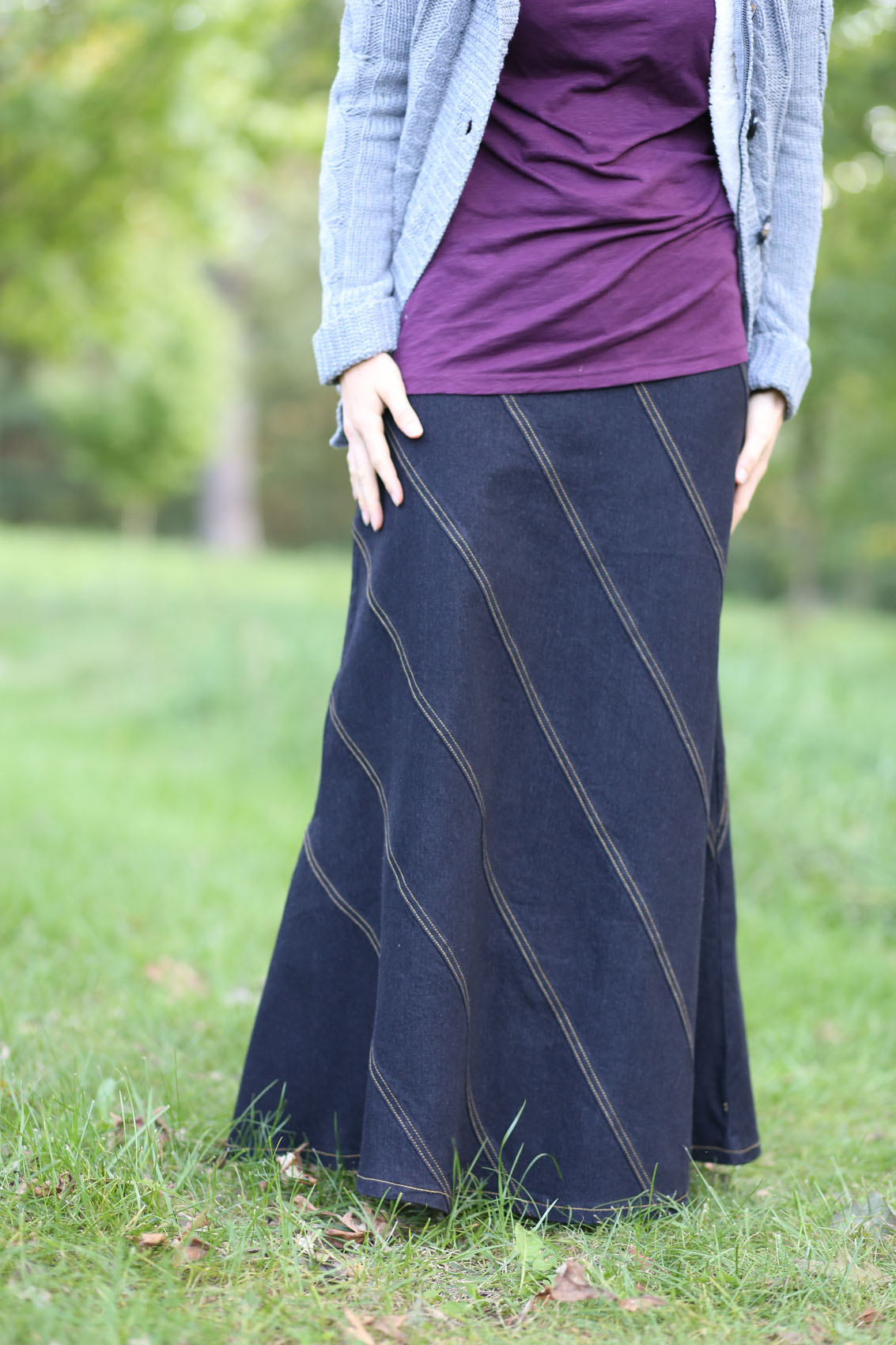 Modest Casual Skirts | Beautiful Long Skirts for Women