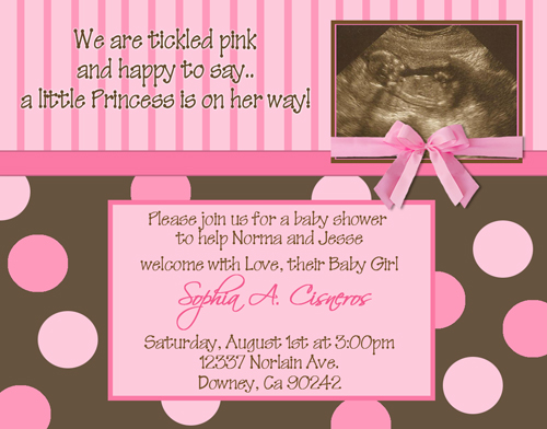 baby shower invitations that make the difference baby shower