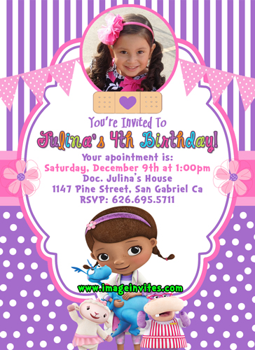 Monster Birthday Party Invitations for great invitation sample