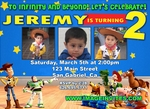 Toy Story Birthday Invitations Invites Photo #5