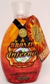 Bronze Inferno - Tingle with Ultra Bronzer - NEW 2014