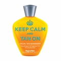 Keep Calm & Tan On - Facial Tanner - NEW 2014