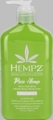 Pure Hemp - Signature Collection - Ultra Hydrating Herbal Body Moisturizer