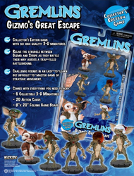 Gremlins: Gizmo's Great Escape Collectors Edition Game