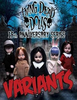 Living Dead Dolls - 13th Anniversary Variant Set