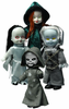 Living Dead Dolls - Christmas Carol Minis Set