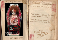 Living Dead Dolls - Hong Kong Penny Ltd. Edition Japan Variant