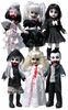 Living Dead Dolls - Series 19 - Children of the Night Variant Set