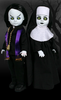 Living Dead Dolls - Sinister Minister & Bad Habit Set