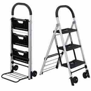 3-Step Ladder Cart - Wide Plate (15404)