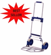 Blue Flash Foldable Hand Truck (15007)
