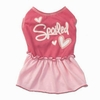 Molly's Spoiled Puppy Dress - Pink