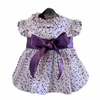 Wisteria Floral Dog Dress