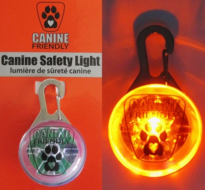 Canine Safety Light