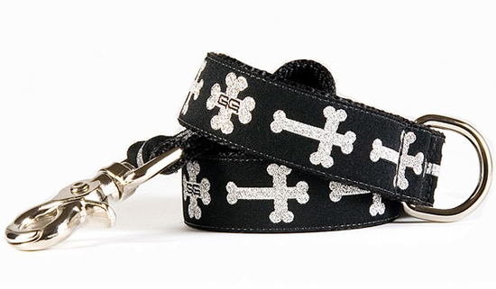 Church Black Leash