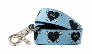 Dog Patch Blue Leash