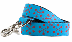 Jackson Blue Leash