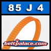 85J4 Urethane Poly-V Belt, Metric 4-PJ216 Drive Belt.