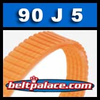 90J5 Poly-V Belt, Metric 5-PJ229 Motor Belt.