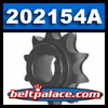 Comet 202154A - OEM Heavy Duty 9 Tooth Sprocket on TAV Series Comet Industries