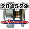 "Comet 204529C. Comet Industries 40 Series Drive Clutch. 1"" Bore. 1/4"" Keyway."
