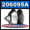 "Comet 206095A - Comet Duster (94C) Series Drive Clutch. 1"" Bore."