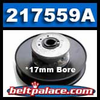 DRIVEN PULLEY FOR JONSERED (531 00 16-99), JH125/JH129 IRON HORSE
