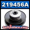 "Comet 219456A Driven Clutch. 6"" DIA., 5/8"" BORE. REPLACES COMET 217610A, MANCO 5958"