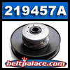 "Comet 219457A - 7"" Driven Clutch (5/8"" Bore) for Comet Industries 30 Series (Asymmetric). Yerfdog #Q43200W."