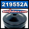 "Comet 219552A Drive Clutch. Genuine Comet 30 Series Torq-A-Verter Drive Clutch: 3/4"" Bore. 3/16"" Keyway."
