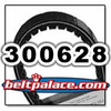 Comet 300628 (A-C-DF) Drive Belt. Replaces Comet 300628A.