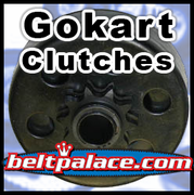 Comet Clutches and Parts