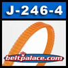 J-246-4 NON BELT for Harbor Freight-Central Machinery Planer-Thicknessers