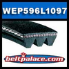 Replacement WEP596L1097 Belt for Massage Chair