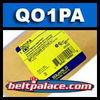QO1PA Circuit Breaker Handle Padlock Attachment (Square D) G2330474. Genuine Square D Part# QO1PA.