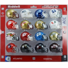 ACC Pocket Pro Conference Helmet Set, 2015
