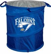 Air Force Falcons Tailgate Trash Can / Cooler / Laundry Hamper