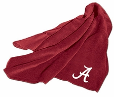 Alabama Crimson Tide Fleece Throw