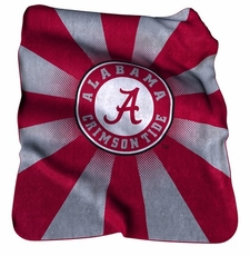 Alabama Crimson Tide Raschel Throw