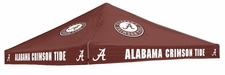 Alabama Crimson Tide Red Logo Tent Replacement Canopy