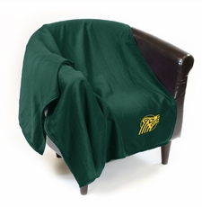 Alaska Anchorage Seawolves Sweatshirt Throw Blanket