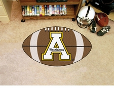 "Appalachian State Mountaineers 22""x35"" Football Floor Mat"